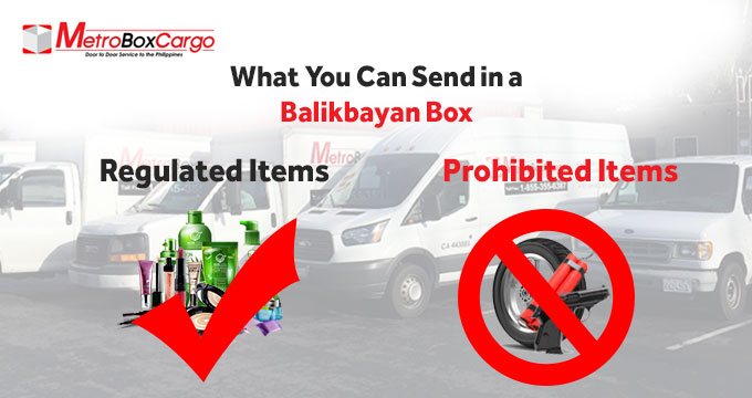 What You Can Send in a Balikbayan Box, Part 2