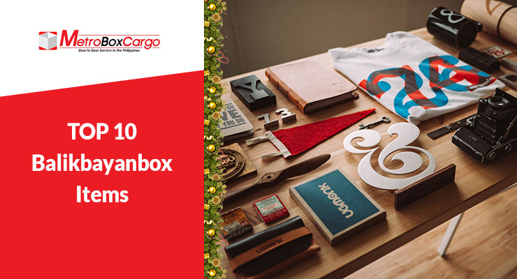 TOP 10 Balikbayan Box Items