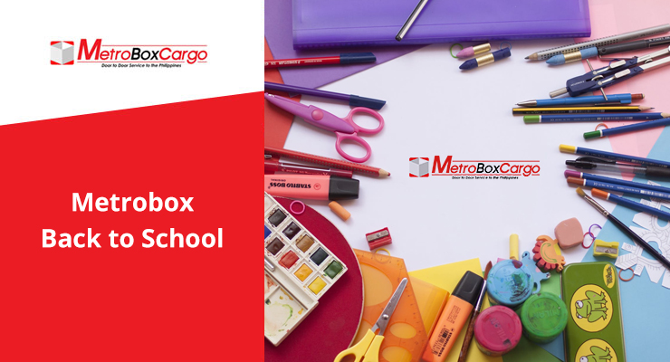 Metrobox Back to School