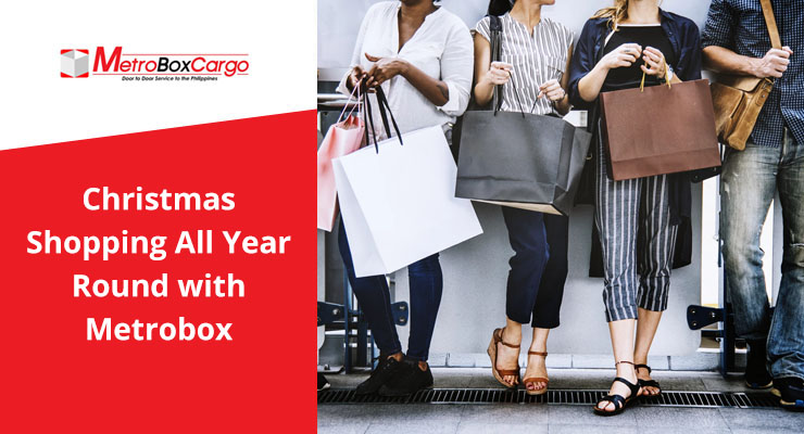 Christmas Shopping All Year Round with Metrobox