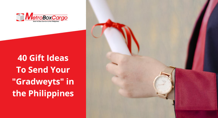 "40 Gift Ideas To Send Your ""Gradweyts"" in the Philippines"