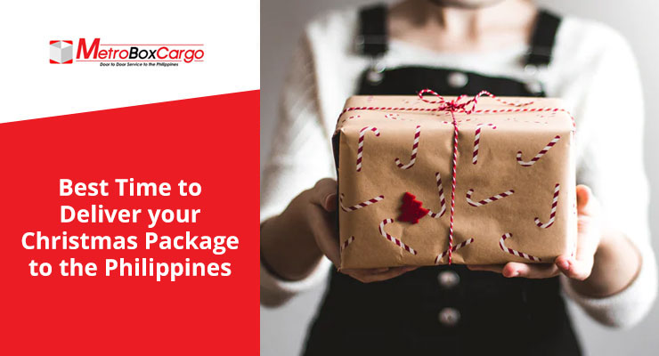 Best Time to Deliver your Christmas Package to the Philippines